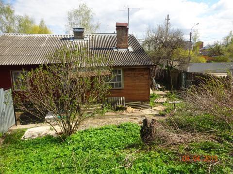 Часть дома в г.Серпухов ул. Красноармейская (оформлена как квар - Фото 3