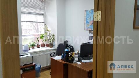 Аренда офиса 157 м2 м. Новослободская в бизнес-центре класса В в . - Фото 4