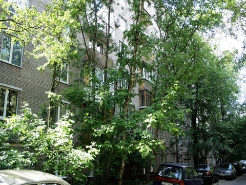 Продажа квартиры, м. Калужская, Ул. Кравченко - Фото 4