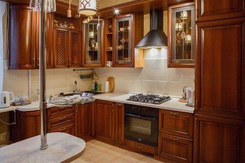 Продажа элитной 3-к квартиры 112м2, Дзержинский р-н, ЖК Бейкер-Стрит - Фото 5
