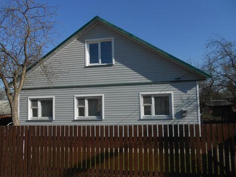Дом в центре Спас Клепики, ул.Бебеля. - Фото 1