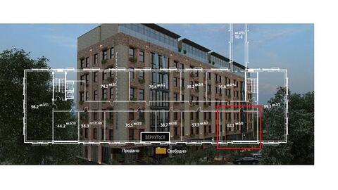 Продажа апартаментов в клубном доме на Войковской - Фото 1