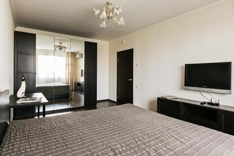 Сдается хорошая однокомнатная квартира на метро Беговая. - Фото 1