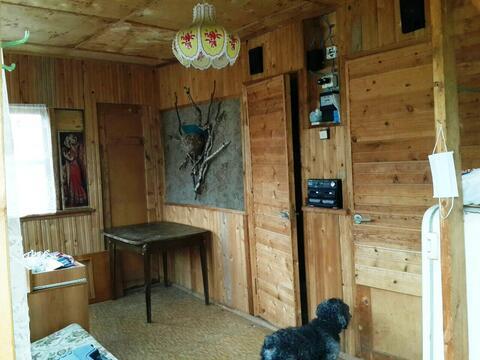Дача 50 кв.м. деревянная в лесу д.Чернецкое (Москва) 5 соток - Фото 3