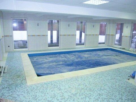 Трёхэтажный коттедж с баней и бассейном в пос. Рощино - Фото 2