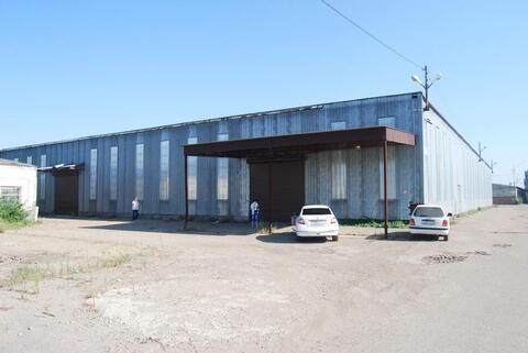 Аренда под цех, 1050 м2, р-н Ситицентра, ул.Захарова. - Фото 1