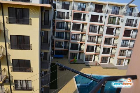 Недорогая квартира у моря в Болгарии, Солнечный Берег - Фото 4