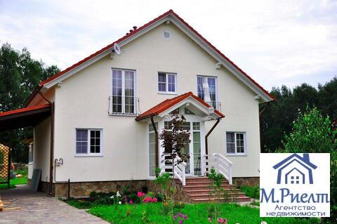 Дом 114 м2 на участке 4 сот. пос. Западный-2 - Фото 1