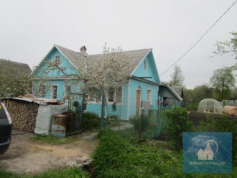 Дом в городе, ул.Загородная - Фото 1