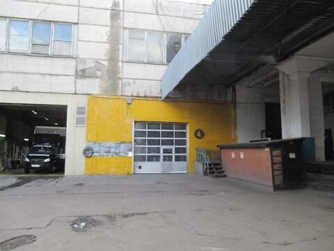 Сдается в аренду производство 201 м2, м.Беговая - Фото 1