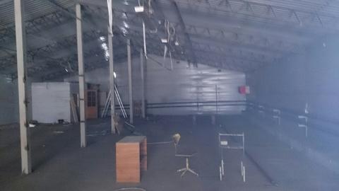 Сдается в аренду утепленный ангар на территории завода - Фото 3