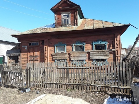 Участок в центре г.Бор со старым домом - Фото 2