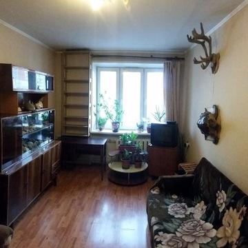 Комната 19 кв.м. в 2-х комнатной квартира Мичуринский пр-т 12 - Фото 1