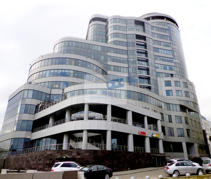 """Офис 98,3 кв.м. в БЦ """"Риверсайд-Дон"""" - Фото 1"""