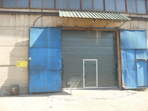 Теплое складское помещение, 280 кв. ул. Шатурская - Фото 1