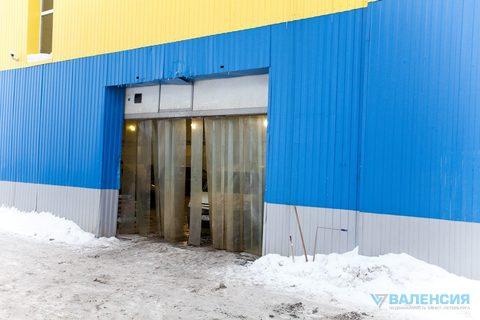 Производственно-складское теплое помещение 895.4м2, 1эт, Парголово - Фото 1