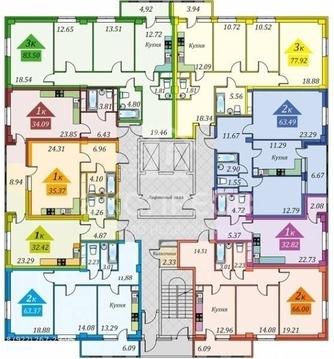 Продам 1-комн. квартиру, кпд, Геологоразведчиков, 44а - Фото 4