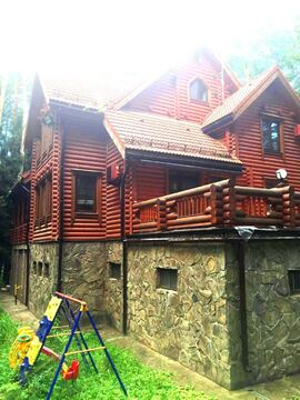 Дом 500 кв.м 35 соток п.Ильинский - Фото 1
