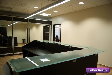 Офис с мебелью в БЦ Лобачевский. Коломенская. - Фото 5