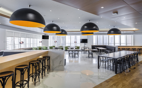 Продажа офиса 1200 кв.м, Москва-Сити, 42 этаж - Фото 4