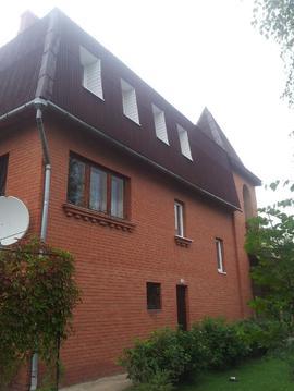 Дом 292 кв.м, Участок 15 сот. , Боровское ш, 30 км. от МКАД. - Фото 1