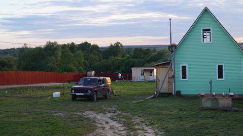 Дом 5х8 на участке 21,5 сот. в центре села Недельное - Фото 5