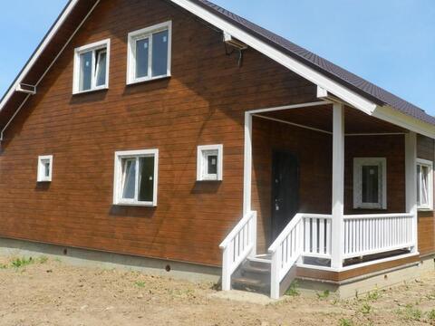 Загородный дом Машково магистральный газ в доме 9 сот у озера Машково - Фото 2