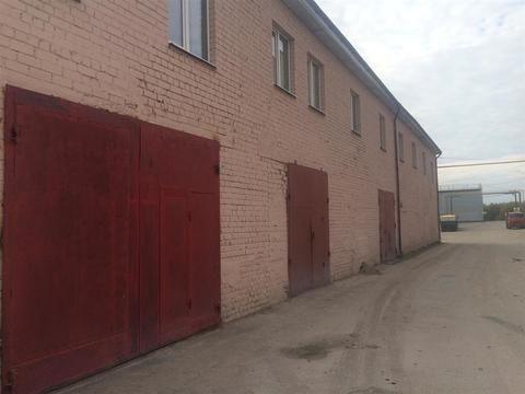 Производственно-складской комплекс 1 700 кв.м. - Фото 1