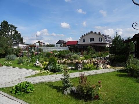Отличный жилой коттедж, п. Растущий, 10 км от Екатеринбурга - Фото 5