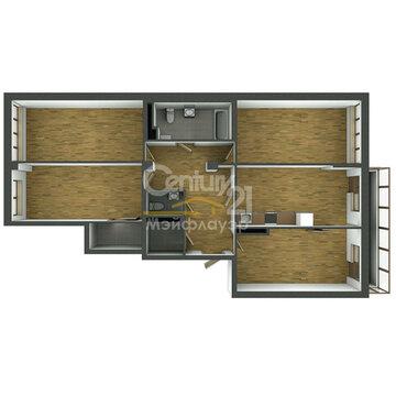 Квартира 4-комнатная, г. екатеринбург, пионерский - Фото 3