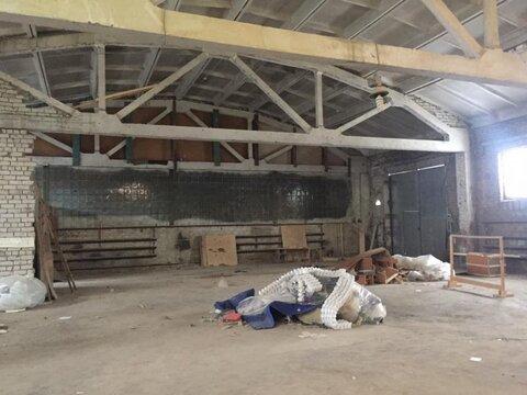 Сдам производственно-складское помещение на улице Производственная - Фото 1