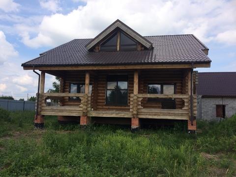 Продам недостроенный дом 2 этажа на участке 17 сот. в Богандинке - Фото 2