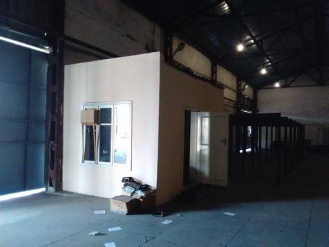 Капитальный склад 1026 кв.м.на въезде в Новороссийск в Цемдолине. - Фото 5