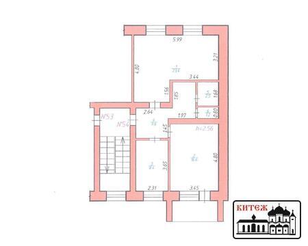 Продаю 2-комнатную квартиру п. Жилетово - Фото 3