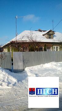 Доля дома в черте города Подольск