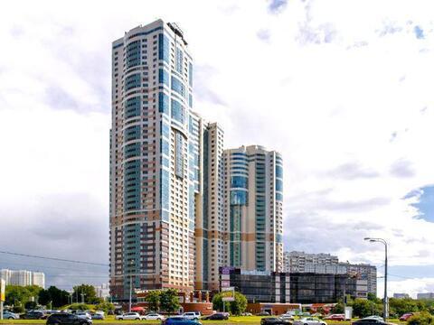 Четырехкомнатная квартира 198 кв.м. рядом с метро Проспект Вернадского - Фото 2