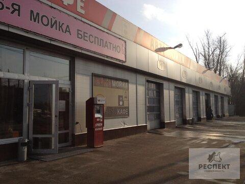 Готовый бизнес авто моечный комплекс, кафе - Фото 1