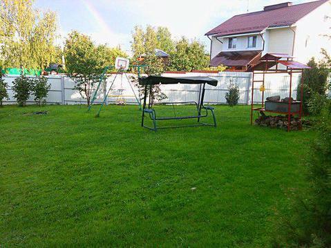 Сдаётся 2-этажный дом 150 м2 в п.Софьино. 30 км Киевского шоссе. - Фото 1