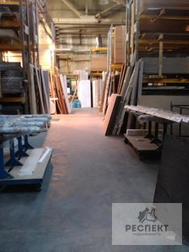Сдается производственно складское помещение 900 кв.м. 200 квт - Фото 1