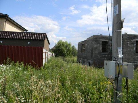Участок 25 сот. , Боровское ш, 18 км. от МКАД. - Фото 1