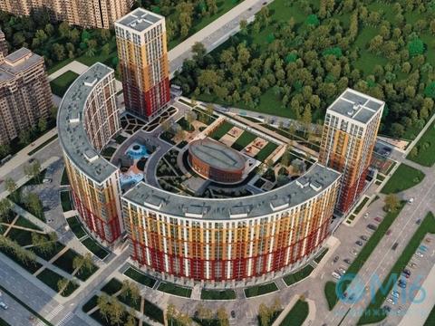 Продажа 1-комнатной квартиры в Приморском районе, 40.8 м2 - Фото 2