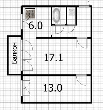Продажа светлой 2-х комнатной квартиры в г. Гатчина - Фото 5
