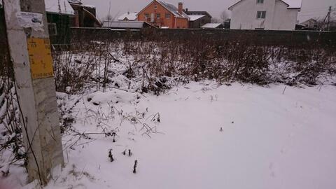 Участок 8 сот. , Калужское ш, 18 км. от МКАД д.Птичное - Фото 2