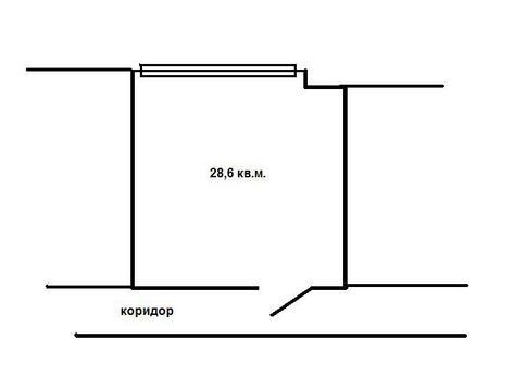 Сдам, офис, 28,0 кв.м, Канавинский р-н, Советская ул, Сдаю офис 28,6 ., Аренда офисов в Нижнем Новгороде, ID объекта - 600571674 - Фото 1