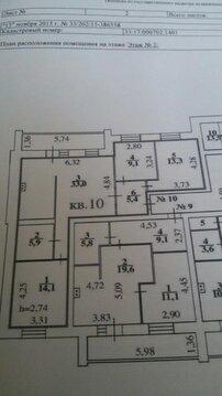 4-х комнатная квартира г. Александроав ул. Жулева