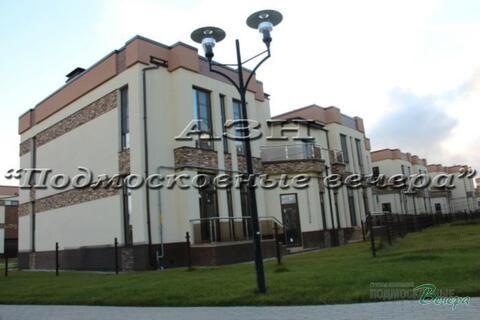 Новорижское ш. 25 км от МКАД, Красный Поселок, Таунхаус 225 кв. м - Фото 1
