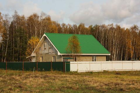 Жилой дом на опушке леса в деревне Финеево - Фото 1