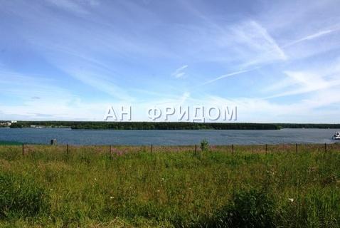 Участок 7 га на берегу Пироговского водохранилища - Фото 1
