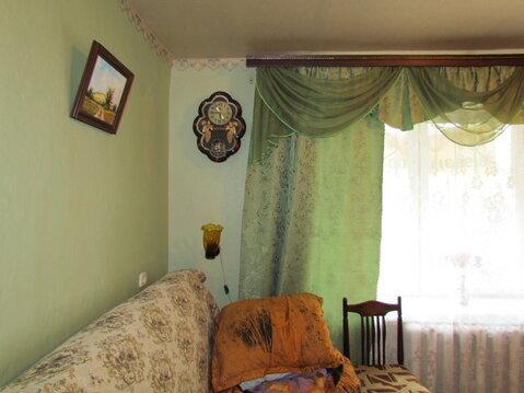 Продается двухкомнатная квартира в п. Черкизово Коломенский район - Фото 1