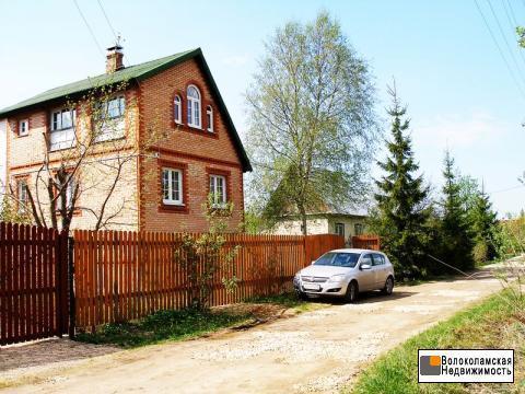 Благоустроенный обжитой дом в Волоколамском районе. Заезжай и живи! - Фото 1